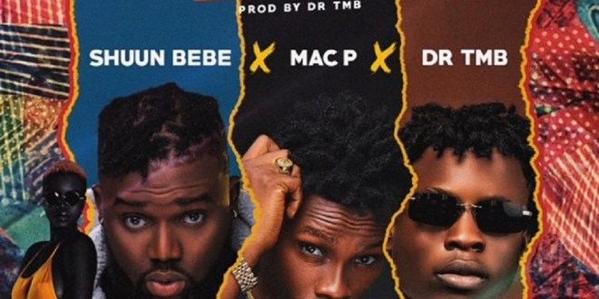 Shuun Bebe - Organic Baby ft. Mac P x Dr TMB