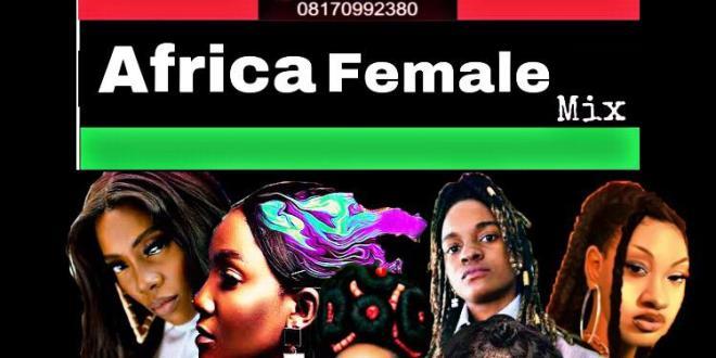 DJ Tymix - Africa Female Mix