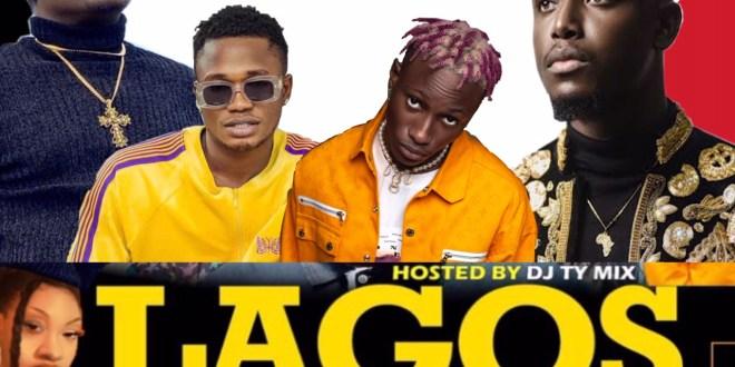 DJ Tymix - Lagos Action Mix
