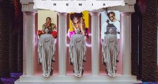 Aloma ft. Bella Shmurda x Wande Coal – Temple (Remix)