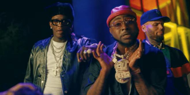 Davido - Shopping Spree ft. Chris Brown x Young Thug