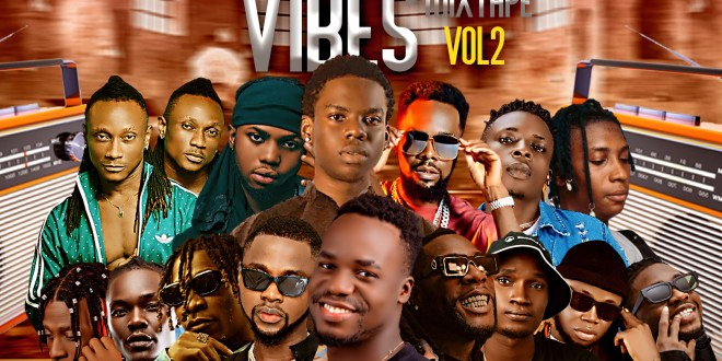 Dj Dcozy weekend-vibes-vol-2