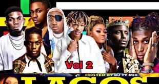 Lagos Action Vol 2 Mix