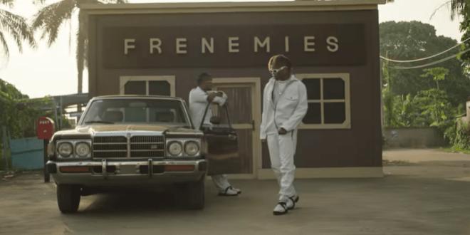 Rexxie - Frenemies ft. Oxlade Video