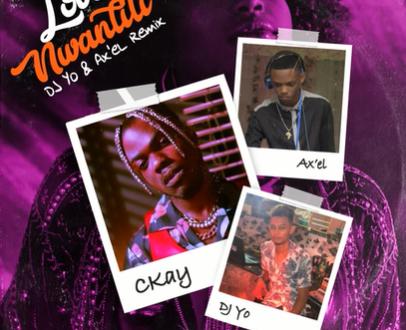 Ckay - Love Nwantiti ft. DJ Yo & AX'EL (Remix)