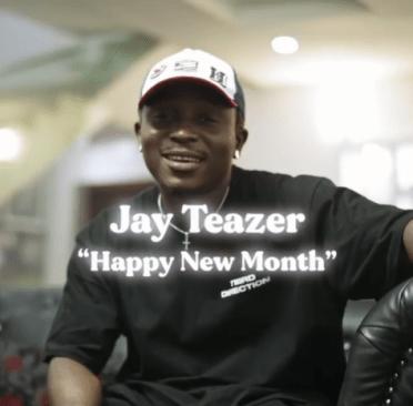 Jay Teazer Happy New Month