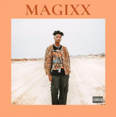 DOWNLOAD EP: Magixx - Magixx