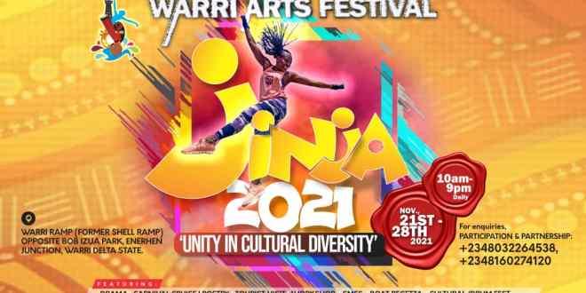 Arts, Culture and Tourism, panacea for Covid 19: Warri arts festival Chairman