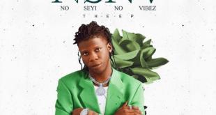 Seyi Vibez - No Seyi No Vibez Album IMG