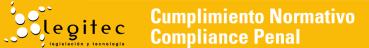 Compliance Penal Murcia. LEGITECv1
