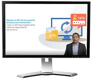 formación online en monitor