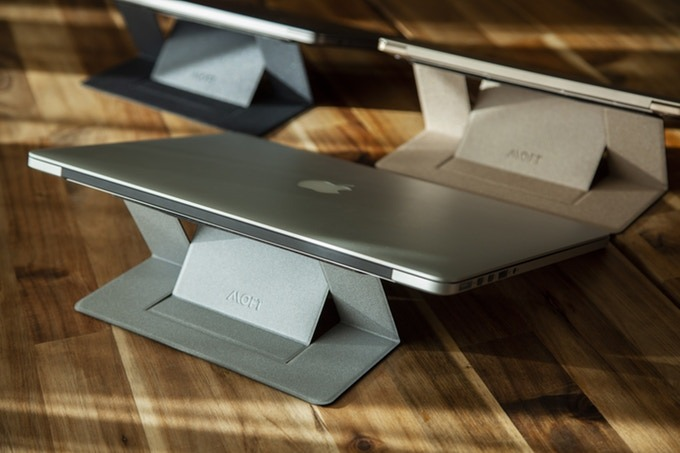 Moft Worlds First Invisible Laptop Stand Legit Gifts