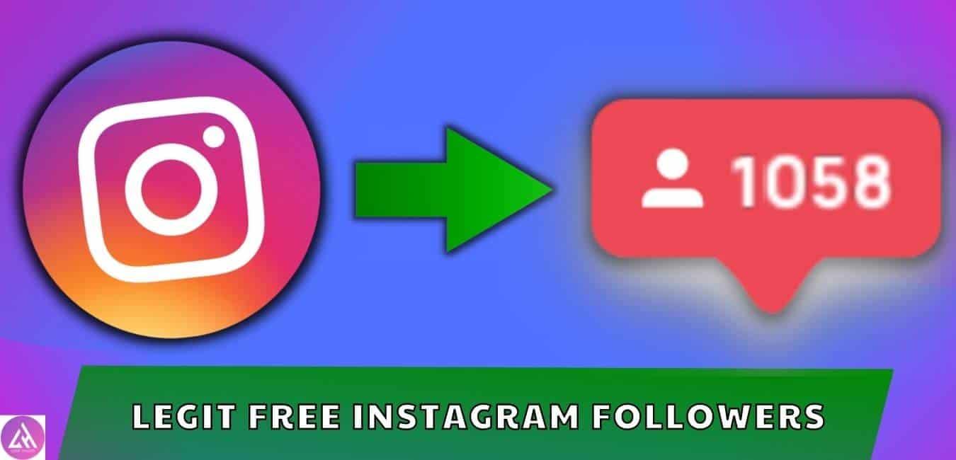 legit free instagram followers