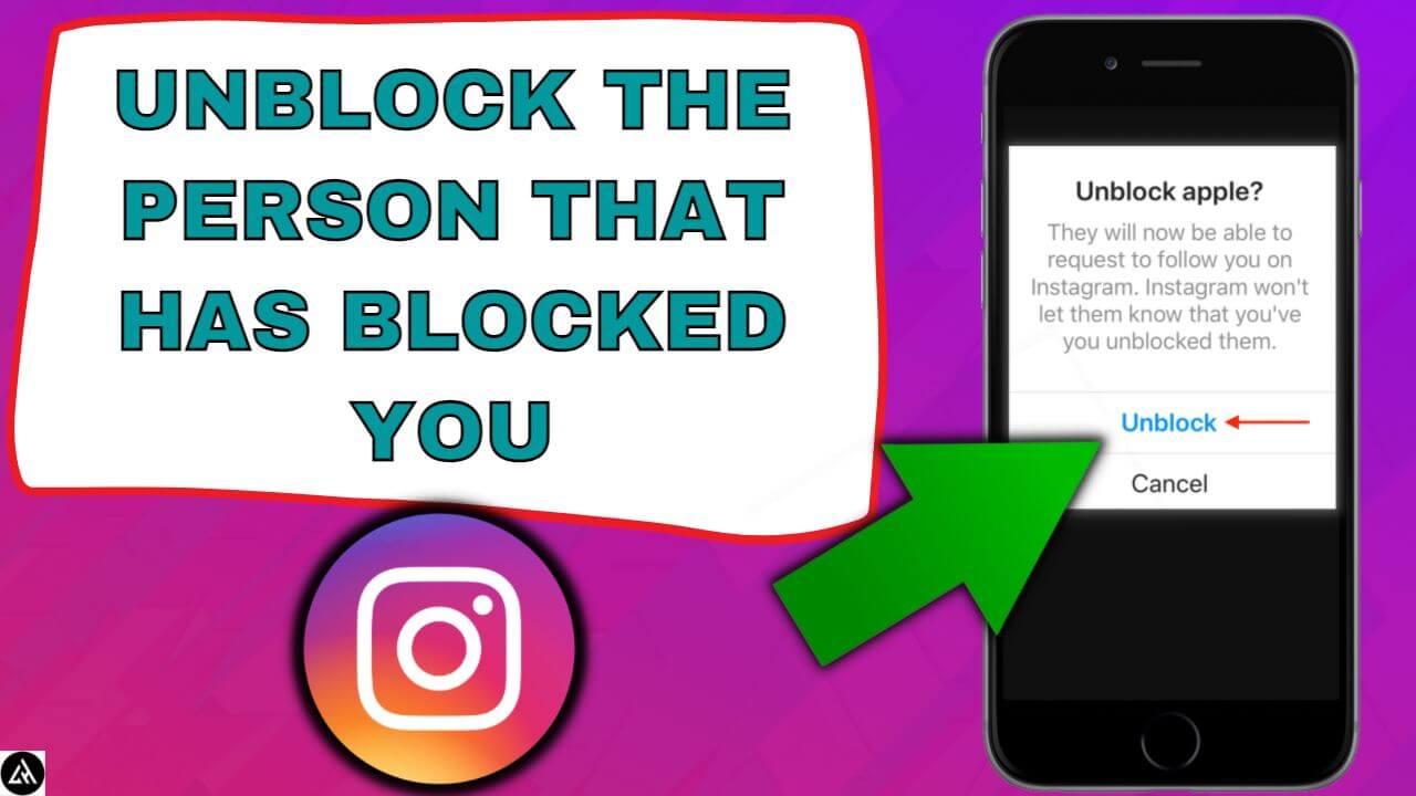 Unblock someone on instagram legit hacks