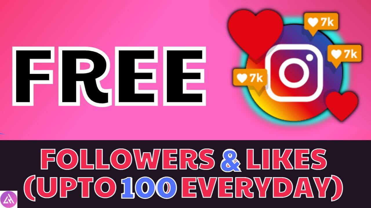 get likes free followers