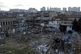 Baku is the Dirtiest Cities In the World