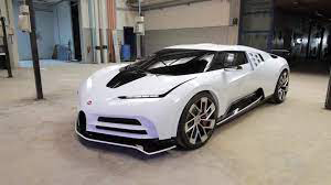 Bugatti Centodieci one of the world most expensive cars