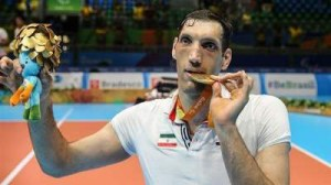 Morteza Mehrzad on the list of Tallest Men in the World 2021