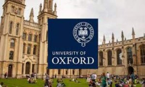 Oxford University one the list of Best Universities in the World