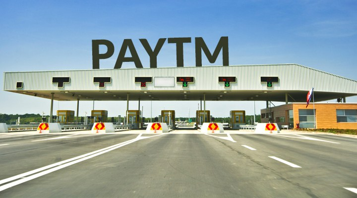 Paytm Bags NHAI Deal for Automatic Toll Collection
