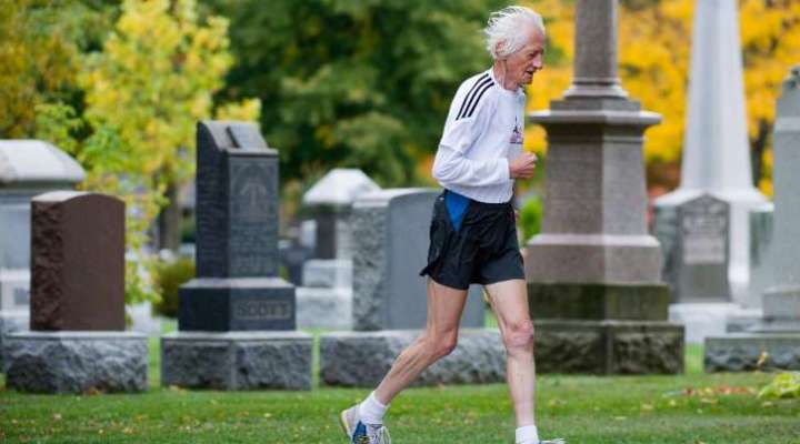This 85-Year-Old Marathoner from Canada Baffles Scientists
