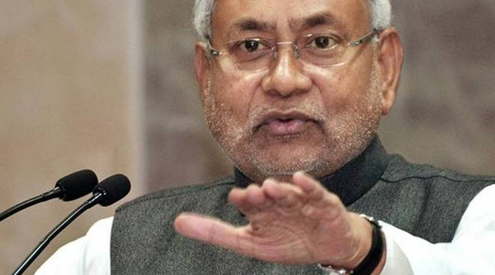 Nitish Kumar declares assets, son richer than him
