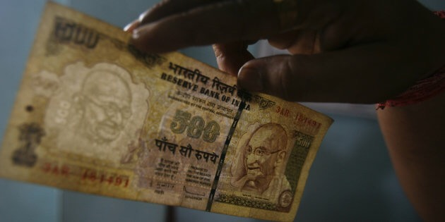 ₹14.97 Trillion Out Of ₹15.4 Trillion In Demonetised Notes Have Come Back: Report