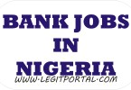 bank jobs in Nigeria