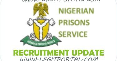 Nigerian Prison Service (NPS)