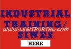 Siwes industrial training