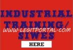 Siwes industrial training
