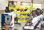 Nigeria Police Academy polac