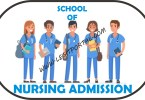 School of Nursing Admission Form in Nigeria