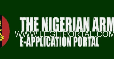 Nigerian Army Recruitment