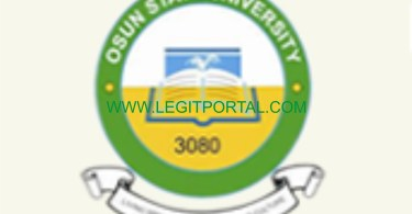Osun State University UNIOSUN