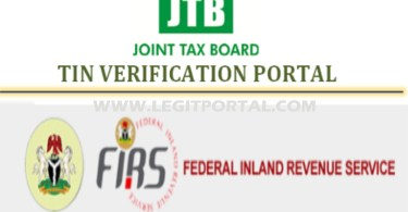 Tax Identificatio Number FIRS