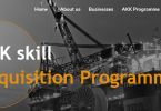 AKK Skill Acquisition Programme