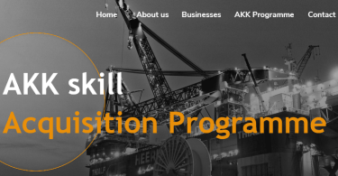 AKK Skill Acquisition Programme