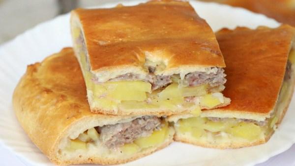 Простые и вкусные пироги: рецепты с фото