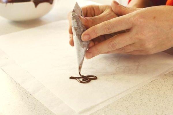 Çizim çikolata