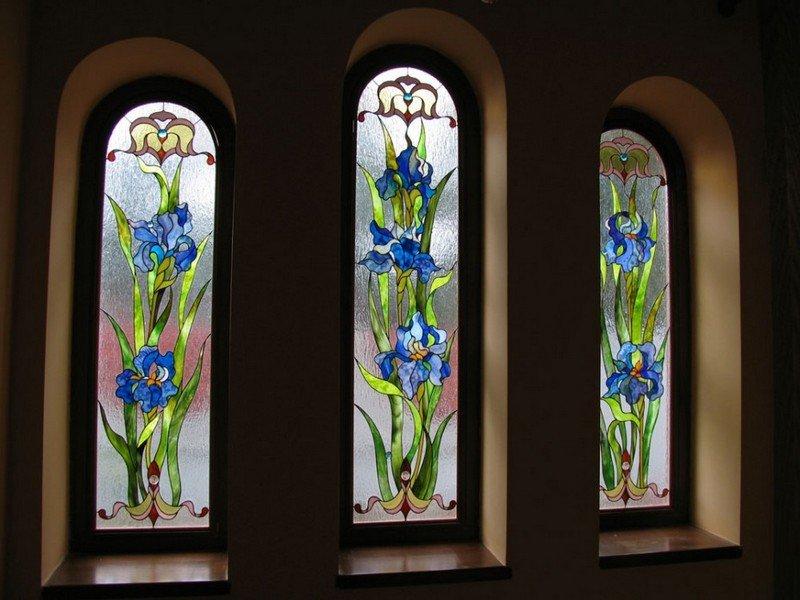 post_59aaacc97e5f3 Мозаичное стекло, как материал для творческого процесса своими руками. Мозаика из стекла своими руками для кухни и в ванной с фото и видео Эскизы для мозаики из битых стекол