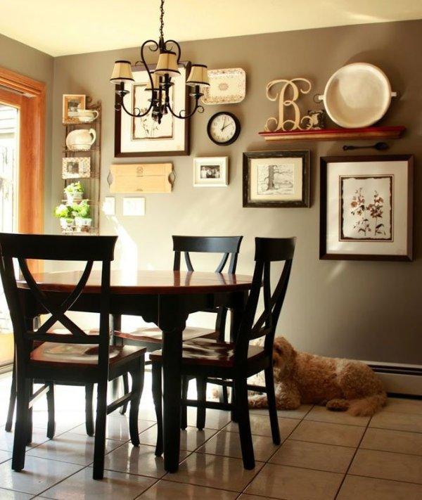 Декор стен на кухне: идеи дизайна, фото, советы по выбору ...
