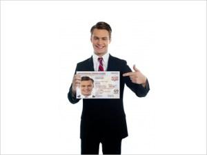 Документ удостоверяющий личность в Латвии