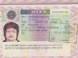 В марте увеличился поток туристов с России