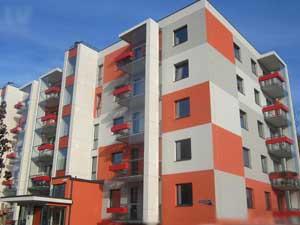 Стоимость квартир в Риге начали корректировать