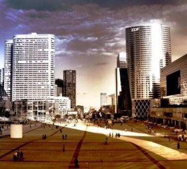 Imaginez-vous virtuellement bien-sûr dans le futur de Laval en 2030