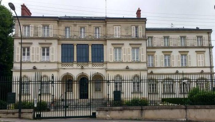 les locaux de la Banque de France avant déménagement