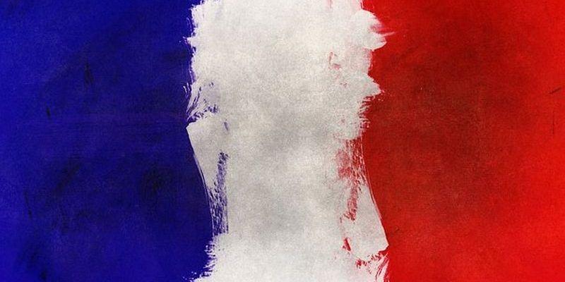 Le drapeau français symbole de la République