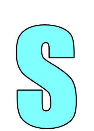 la belle lettre S sur leglob-journal