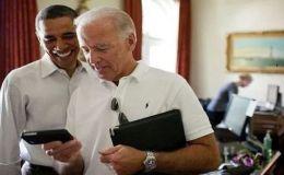 Joe Biden et Obama